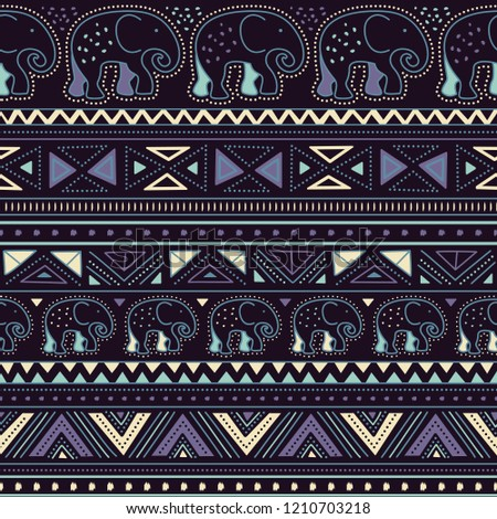 cool graphic tribal vector
