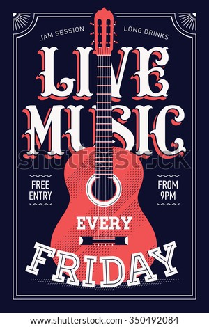 cool live music every friday