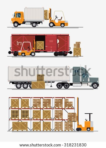 cool vector logistics