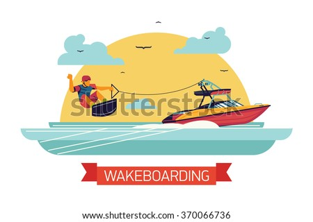 cool wakeboard concept