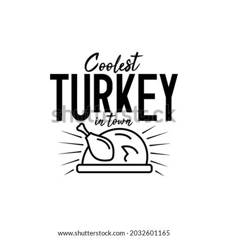 coolest turkey in town