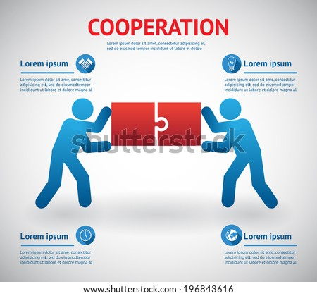 cooperation and teamwork
