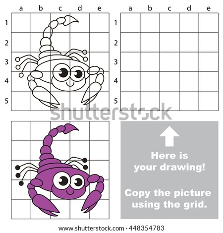 copy the picture using grid