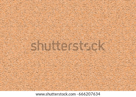 Cork board wood surface. Texture vector background. Color illustration