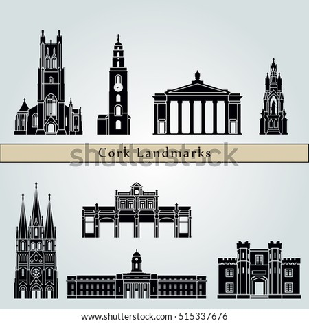 cork  landmarks and monuments