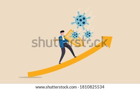 Coronavirus economics collapse, COVID-19 impact financial crisis, business to survive and economics stimulus