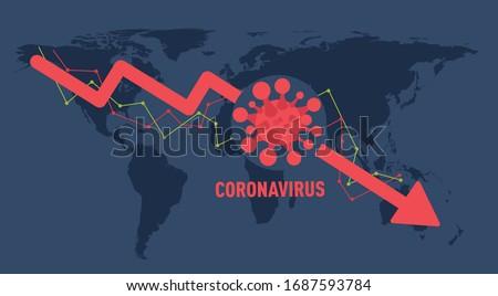 coronavirus hits the market
