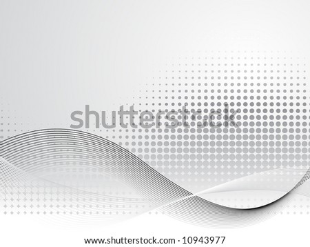 Corporate Business Technology Background - Vector