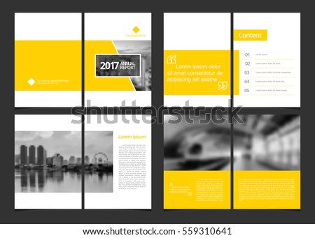 corporate design annual report