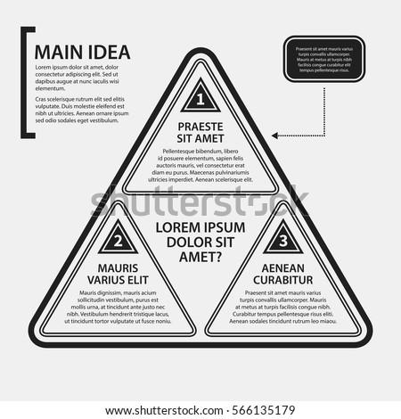 corporate design template on