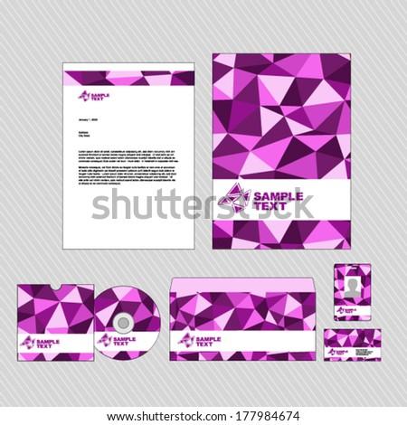 Corporate identity documents
