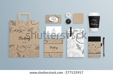 corporate identity template set ...