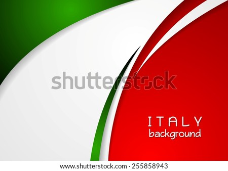 stock-vector-corporate-wavy-abstract-background-italian-colors-vector-design