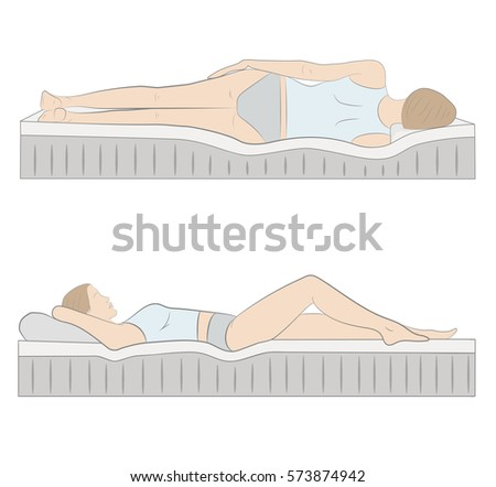correct posture during sleep