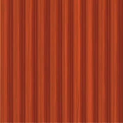 Corrugated copper sheet. Abstract vector.