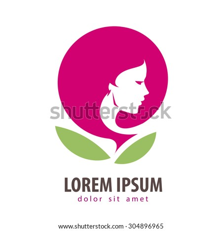 cosmetic  beauty vector logo