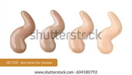 cosmetic liquid foundation