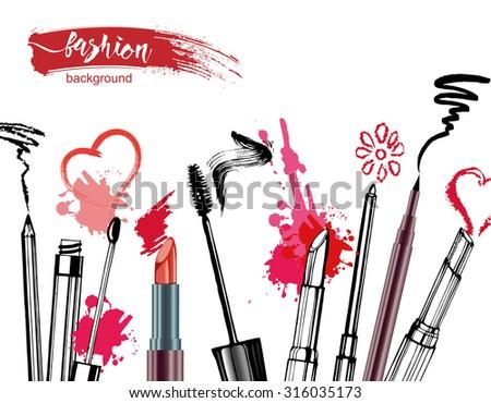 cosmetics  and fashion