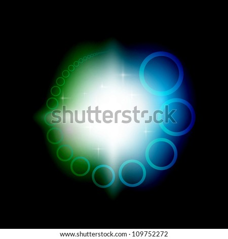 Cosmic (Abstract Background)