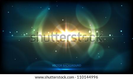 cosmic explosionbirth or death