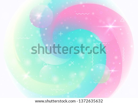 cosmos background with abstract
