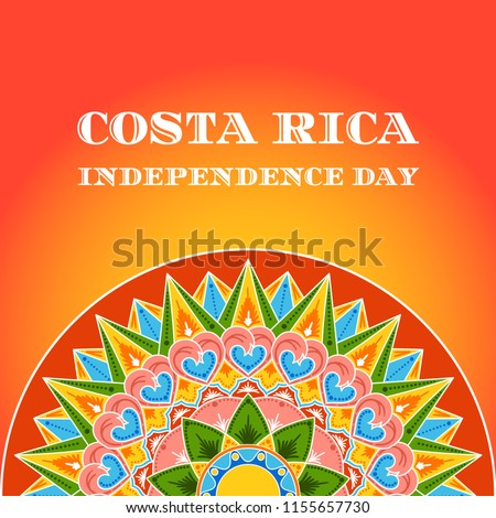 costa rica independence day  15