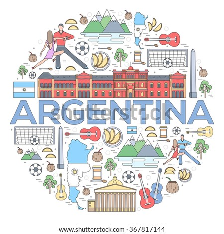 country argentina travel