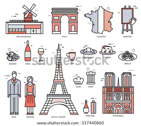 country france trip guide of