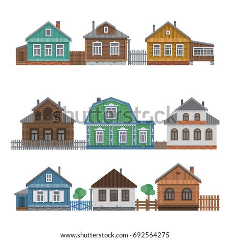country houses collection