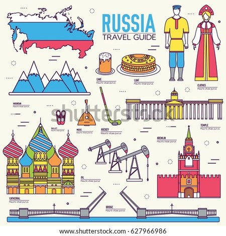 country russia travel vacation