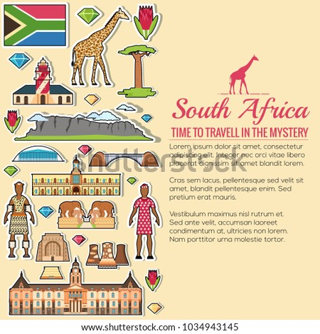 country south africa travel