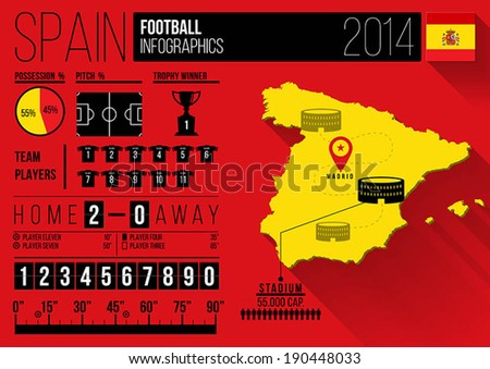 Football Map Of Spain.Spain Football Player Vector Download Free Vector Art Stock