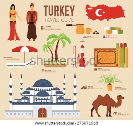 country turkey travel vacation