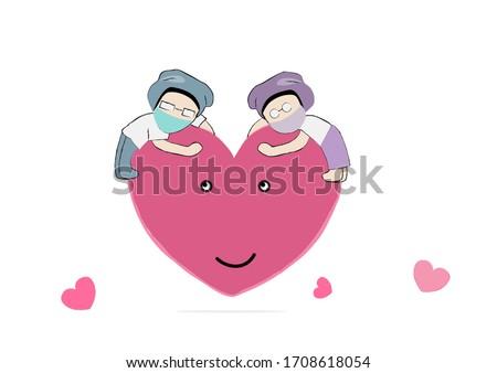 couple gohan cartoon character