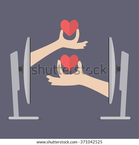couple hands holding hearts
