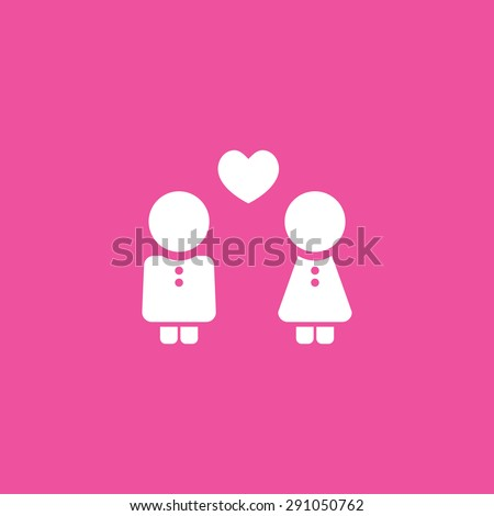 Couple in Love Background #291050762