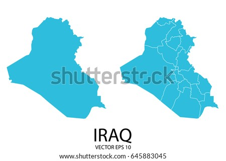 Mapa de vector libre de irak arte libre del vector en vecteezy couple set map blue map of iraq gumiabroncs Image collections