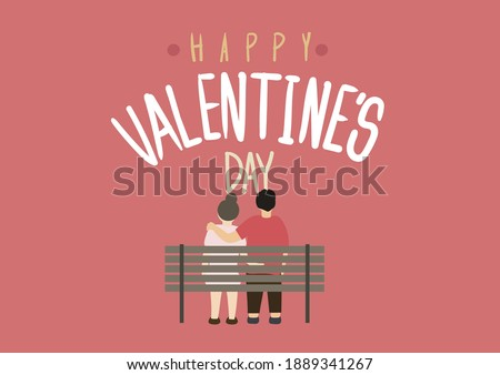 couple sitting on the wooden