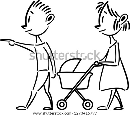 Boy And Dad Clipart Images