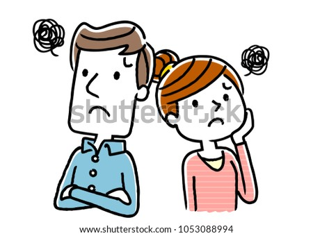 Couples: Anxiety, Anxiety, Future