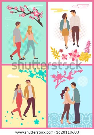 couples enjoying fair weather