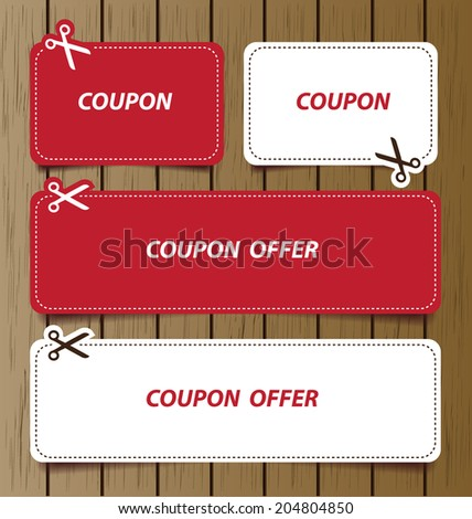coupon sale  offers and