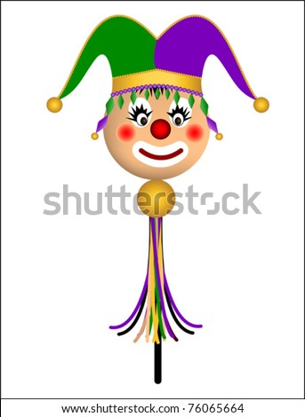 court jester doll