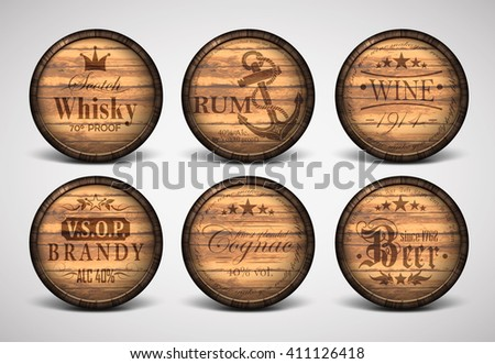cover barrels for storage of...