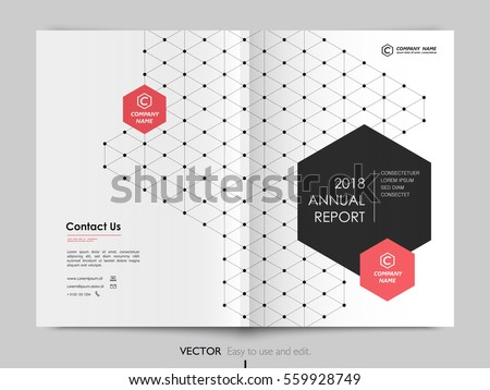 cover design annual report