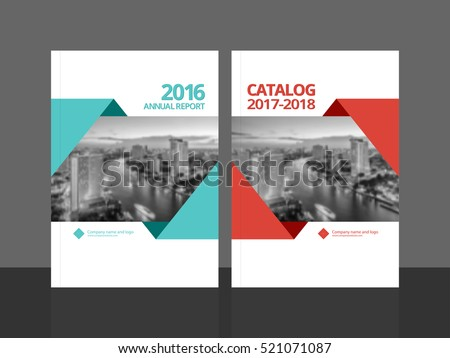 Business Brochure Template In White Color Download Free Vector Art