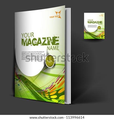 cover design template., vector illustration.