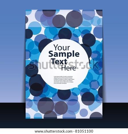 Cover or Flyer Design