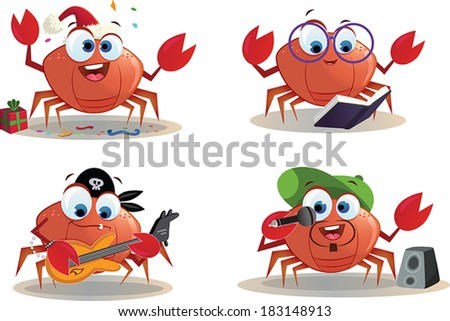 stock-vector-crab-character-page