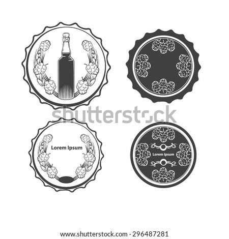 Craft Beer Brewery Craft Beer Brewery Emblems